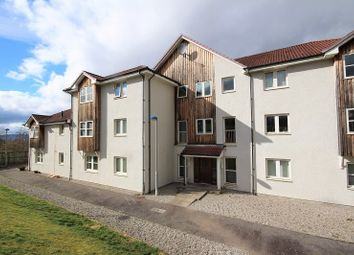 Thumbnail 2 bed flat for sale in 9 Admirals Court, Westhill, Inverness