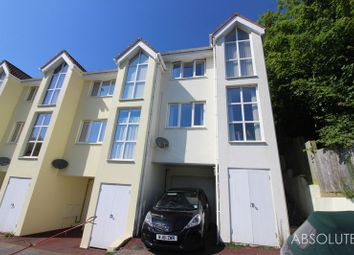 Thumbnail 3 bed end terrace house to rent in Queensway, Torquay
