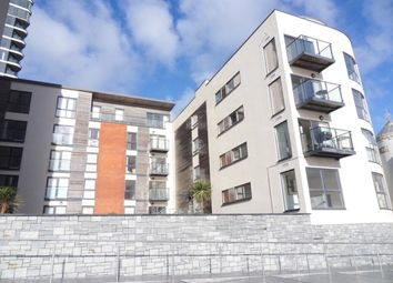 Thumbnail 2 bedroom flat to rent in Meridian Bay, Trawler Road, Swansea.