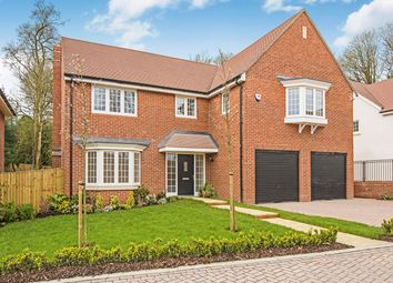 "Thumbnail 5 bedroom detached house for sale in ""The Bleinheim"" at Gold Hill East, Chalfont St. Peter, Gerrards Cross"