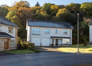 Thumbnail 4 bedroom detached house for sale in Mckinlays Quay, Sandbank, Dunoon, Argyll And Bute