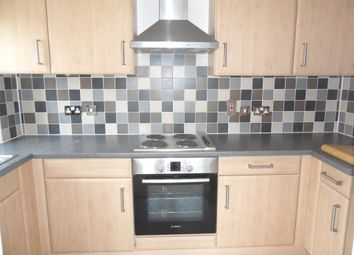 Thumbnail 2 bed flat to rent in Fellowes Road, Peterborough