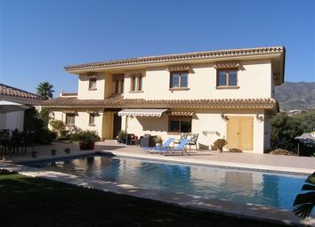 Thumbnail 6 bed villa for sale in Spain, Málaga, Mijas