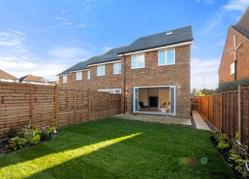 Thumbnail 4 bed semi-detached house for sale in Nork Gardens, Banstead