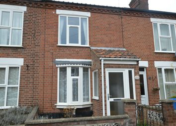 Thumbnail 2 bedroom terraced house for sale in Eade Road, Norwich