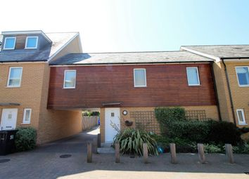 Thumbnail 2 bed maisonette to rent in Saxton Close, Grays