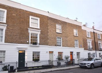 Thumbnail 4 bedroom terraced house for sale in Radnor Walk, London