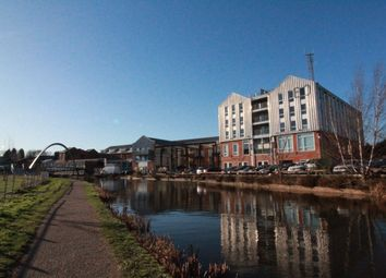 Thumbnail 2 bed flat to rent in Electric Wharf, Coventry
