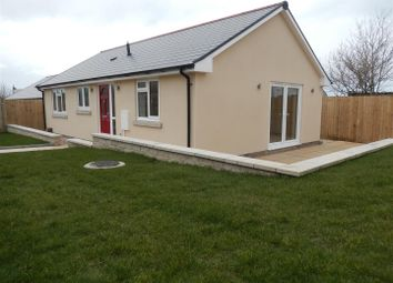 Thumbnail 2 bedroom detached bungalow to rent in Tobys Close, Portland