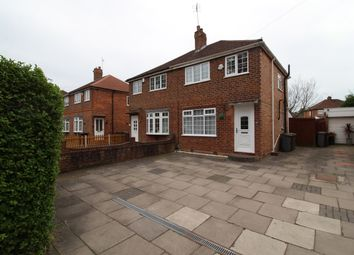 Thumbnail 3 bed semi-detached house to rent in Hurdis Road, Shirley, Solihull, West Midlands