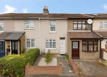 Thumbnail 2 bed end terrace house for sale in Shaftesbury Road, Romford