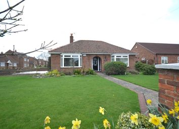 Thumbnail 3 bed bungalow for sale in York Road, Barlby, Selby