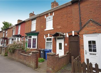 Thumbnail 2 bed terraced house for sale in Anglesey Road, Burton-On-Trent