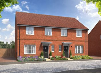 Thumbnail Semi-detached house for sale in Plough Road, Great Bentley, Colchester