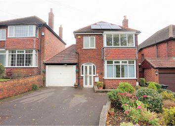 Thumbnail 3 bed detached house for sale in Woodcroft Avenue, Tipton