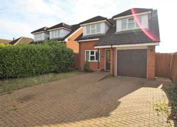 Thumbnail 4 bed detached house for sale in Sowerby Avenue, Stopsley, Luton
