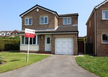 Thumbnail 4 bed detached house for sale in Wychwood Grove, Sothall, Sheffield