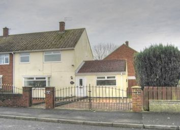 Thumbnail 4 bedroom semi-detached house for sale in Sherburn Grove, Houghton Le Spring