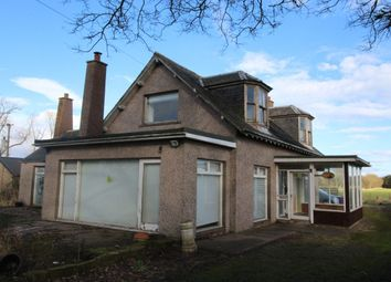 Thumbnail 3 bed detached house for sale in Inverkeilor, Arbroath