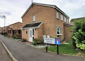 Thumbnail 2 bed semi-detached house for sale in Milburn Grove, Sothall, Sheffield