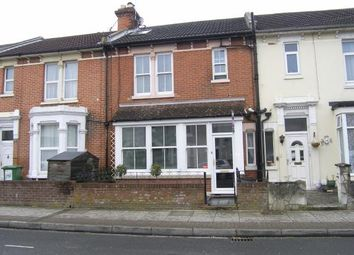 Thumbnail 4 bed terraced house for sale in Francis Avenue, Southsea