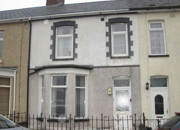 Thumbnail 3 bed terraced house for sale in Crescent Road, Risca, Newport.