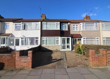 Thumbnail 3 bed terraced house for sale in Albany Park Avenue, Enfield