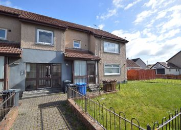 Thumbnail 1 bed flat for sale in Livingstone Terrace, Irvine, North Ayrshire