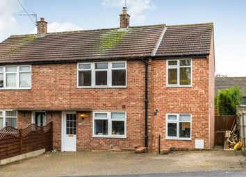 Thumbnail 3 bed semi-detached house for sale in Charlton Avenue, Knaresborough, .