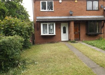 2 bed town house to rent in The Wells Road, Mapperley, Nottingham NG3