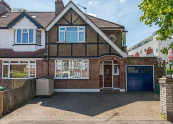 Thumbnail 3 bedroom end terrace house for sale in Rosswood Gardens, Wallington