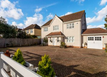 Thumbnail 5 bed detached house for sale in Cambridge Avenue, New Malden