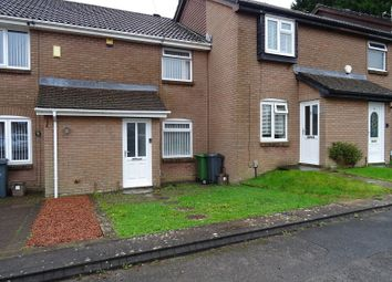 Thumbnail 2 bed terraced house for sale in Nant Y Plac, The Drope, Cardiff.