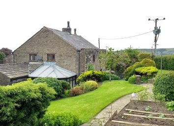 Thumbnail 3 bed detached house for sale in Cherry Tree Cottage, Haugh, Newhey, Rochdale