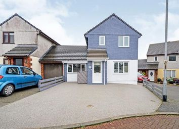 Thumbnail 4 bed link-detached house for sale in Fraddon, St. Columb, Cornwall