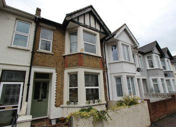 Thumbnail 4 bed terraced house for sale in Burdett Avenue, Westcliff-On-Sea, Essex