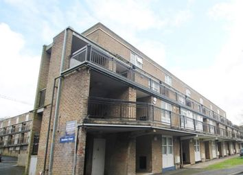 Thumbnail 1 bed flat for sale in Hulverston Close, Sutton, Surrey, England