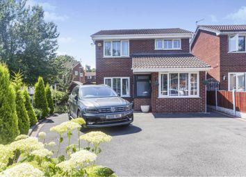 Thumbnail 3 bed detached house for sale in Dorrington Close, Runcorn