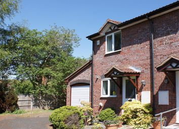 Thumbnail 2 bed semi-detached house for sale in Iverley Court, Burford