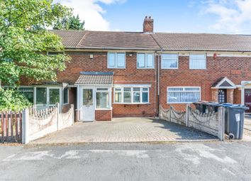 Thumbnail 3 bed terraced house for sale in Brinklow Road, Birmingham