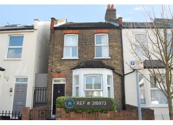 Thumbnail 2 bed end terrace house to rent in Norman Road, London