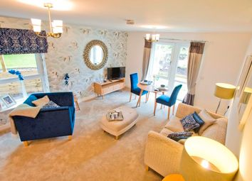 "Thumbnail 2 bed flat for sale in ""Typical 2 Bedroom"" at Hilton Court, Hilton Road, Bishopbriggs, Glasgow"