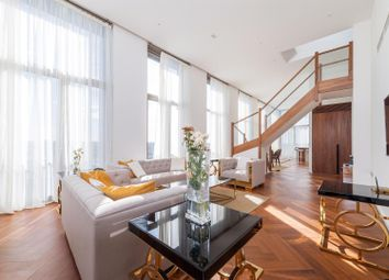 Thumbnail 3 bedroom flat to rent in Capital Building, Embassy Gardens, 8 New Union Square, Nine Elms, London