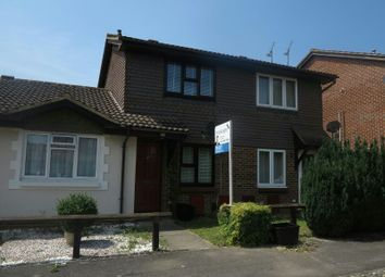 Thumbnail 1 bedroom terraced house to rent in Fleetham Gardens, Lower Earley