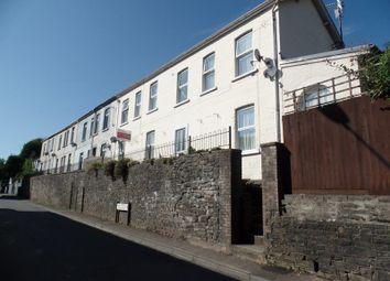 Thumbnail 3 bed end terrace house for sale in Noel Terrace, Aberfan, Merthyr Tydfil