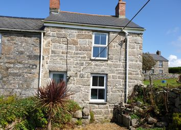 Thumbnail 2 bedroom end terrace house to rent in Higher Bojewyan, Pendeen, Penzance