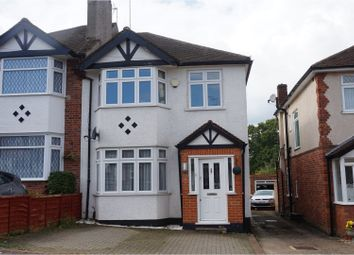 Thumbnail 4 bed semi-detached house for sale in Bullhead Road, Borehamwood