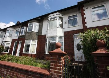 Thumbnail 2 bed terraced house for sale in Roscow Avenue, Breightmet, Bolton