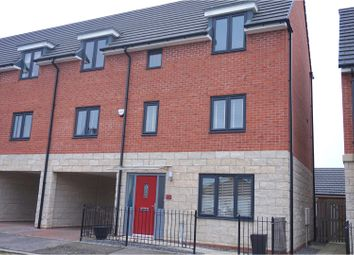 Thumbnail 4 bed town house for sale in King Oswald Drive, Blaydon-On-Tyne