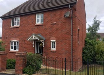 Thumbnail 3 bedroom property to rent in Saville Close, Wellington, Telford